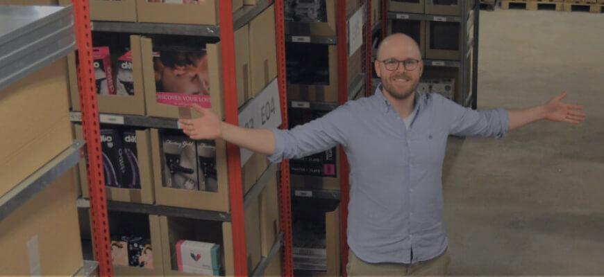 BUSINESS CHAT MED: Tommy Jensen, direktør for Sexshop.dk [VIDEO]