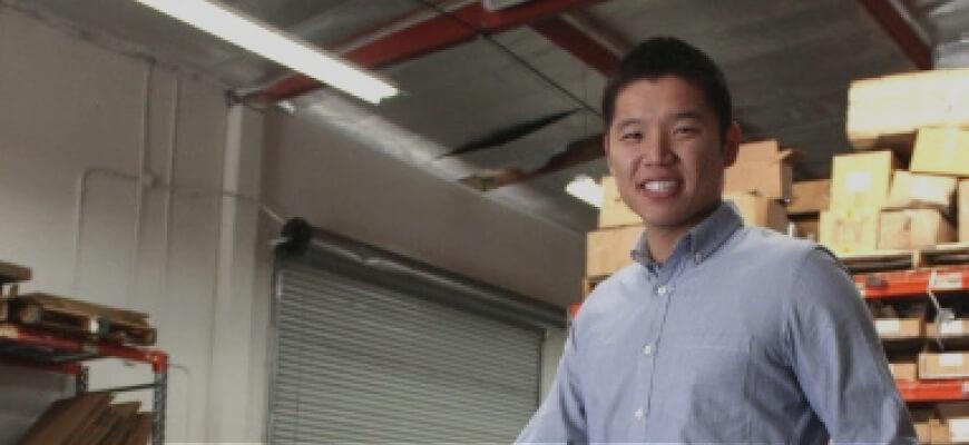 FORRETNINGSMØDE MED: Jack Lin, direktør for BikeBerry.com [VIDEO]