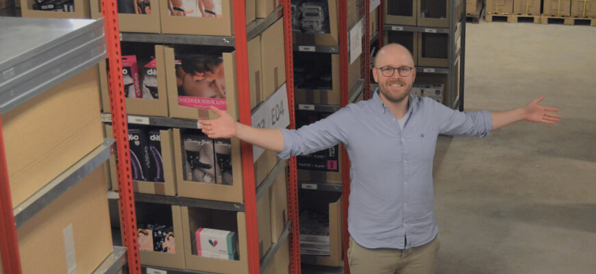 BUSINESS CHAT WITH: Tommy Jensen, CEO at Sexshop.dk [VIDEO]